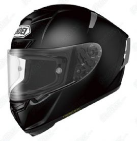Shoei X-Spirit 3 gloss Black Helmet